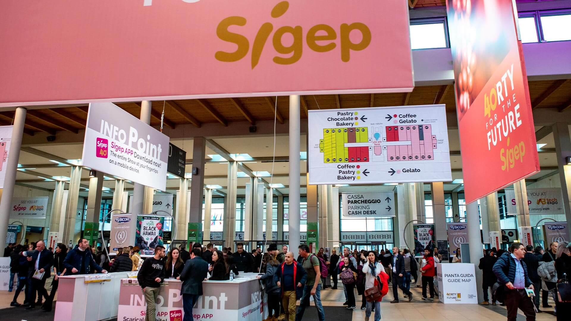 Sigep e A.B. Tech Expo: è a Rimini l'evento chiave per il foodservice dolce internazionale